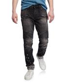 Hudson Men's Blinder Biker Skinny Jeans