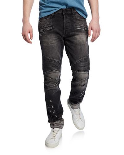 Men's Blinder Biker Skinny Jeans