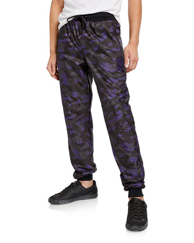 Men's Puma X PRPS Camo-Print Sweatpants