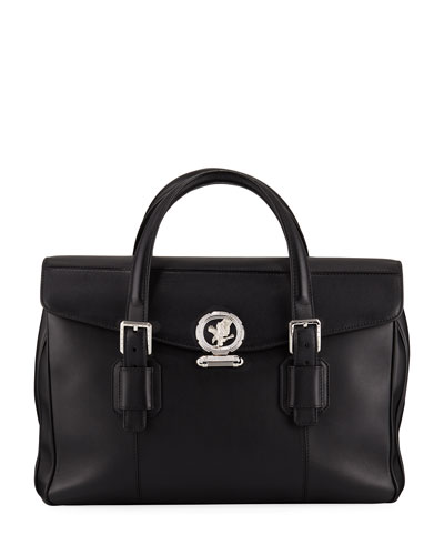Men's Calf Leather Briefcase