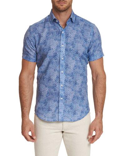 Men's Short-Sleeve Boyer Shirt