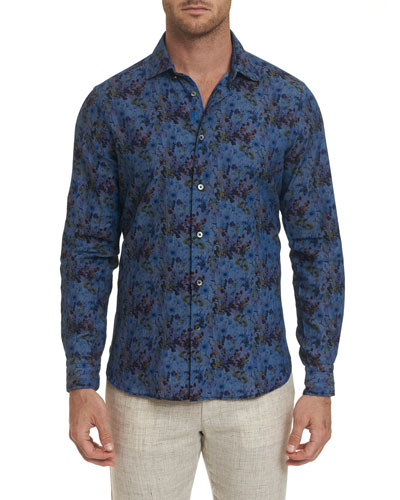 Men's Mancini Printed Shirts