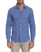 Robert Graham Men's Check Button-Down Shirt