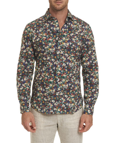 Men's Lombardi Floral Shirt