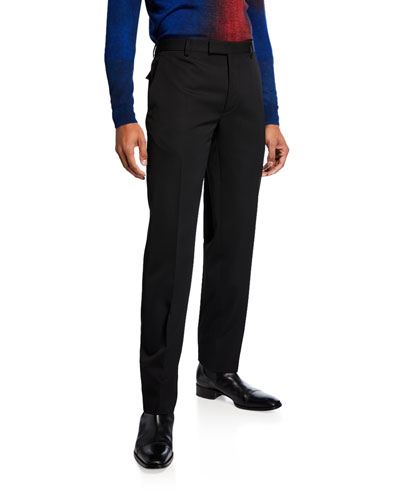 18f52383bc Quick Look. Berluti · Men's Virgin Wool Tapered Pants