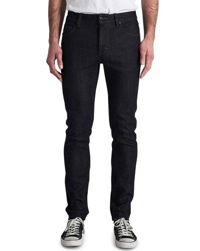 Men's Iggy Skinny Dark-Wash Jeans, Dr