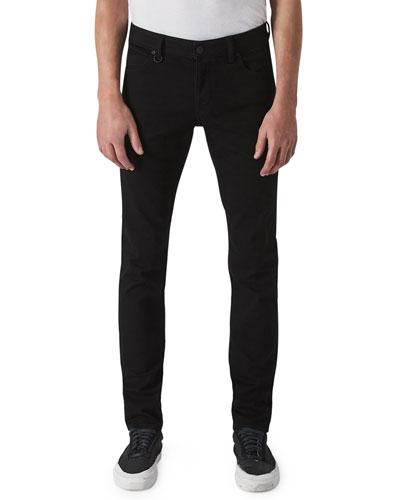 Men's Iggy Skinny Dark-Wash Jeans, Perfecto