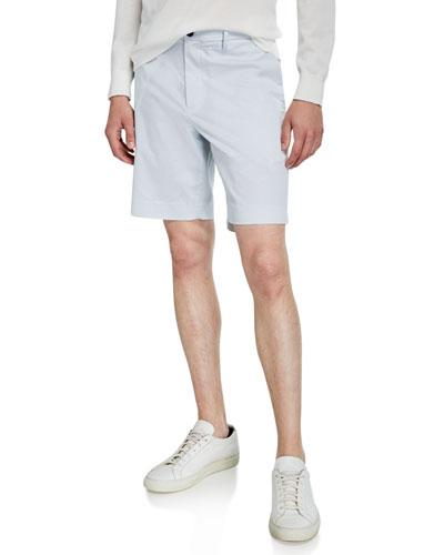 Men's Zaine Sillar Twill Shorts
