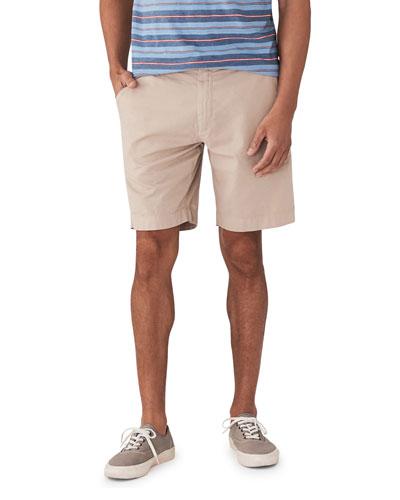 Men's Harbor Stretch-Twill Shorts