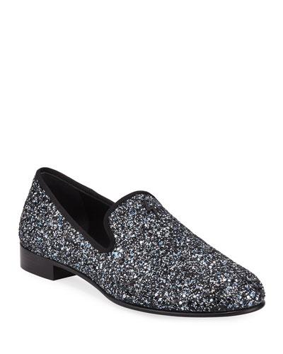 564aa6b54dc0a Giuseppe Zanotti Blue Shoes | Neiman Marcus