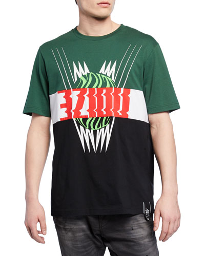 Men's Just Graphic T-Shirt