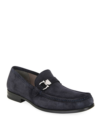 Men's Adam Gancio Suede Loafers