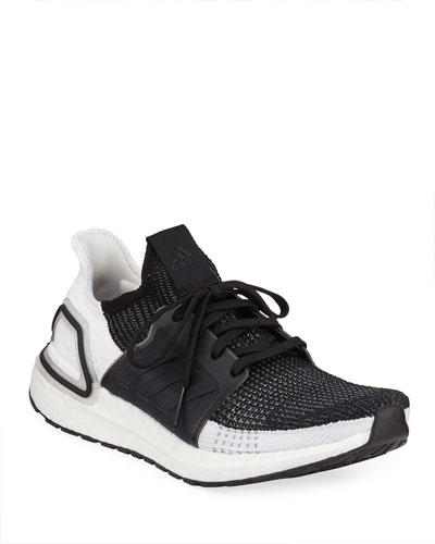 Men's UltraBoost 19 Knit Running Sneakers