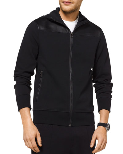 faba56c047dd Michael Kors Zip Jacket