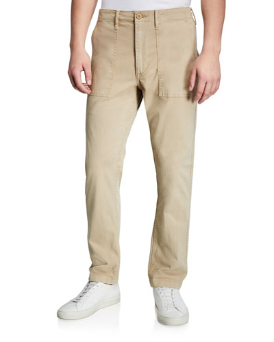 Men's Classic Slater Chino Pants
