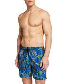 Derek Rose Maui 20 Undersea Print Classic-Fit Swim