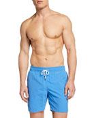 Derek Rose Aruba 1 Classic-Fit Swim Trunks, Blue