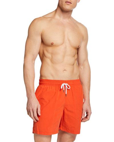 44a0433454 Quick Look. Derek Rose · Aruba 1 Classic-Fit Swim Trunks ...
