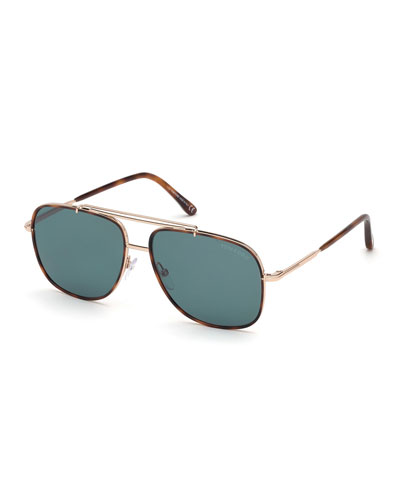 Men's Benton Aviator Sunglasses