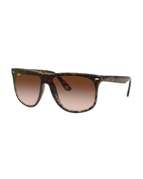 Ray-Ban Men's Blaze Gradient Square Sunglasses
