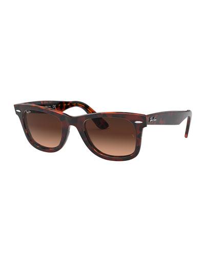 Men's Original Classic Wayfarer Acetate Gradient Sunglasses