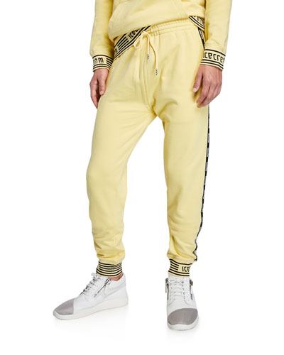 Men's Baskin Side-Stripe Sweatpants