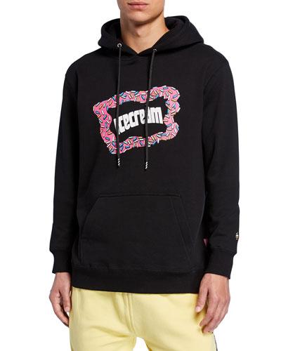 Men's Kulfi Graphic Pullover Hoodie