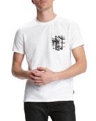 John Varvatos Star USA Men's Bayfront Short-Sleeve T-Shirt