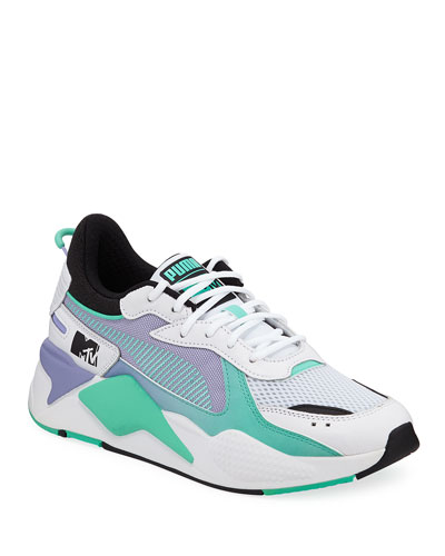 Men's RS-X Tracks MTV Trainer Sneakers