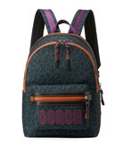 Coach Men's Academy Animal-Print Backpack