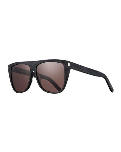 Men's SL 292 Acetate Sunglasses