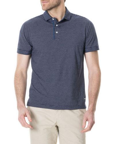 Men's Roving Beach Mini Stripe Shirt