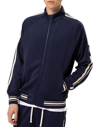 adad6fdd1eceb Quick Look. Ovadia & Sons · Men's Side Stripe Track Jacket