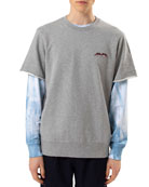 Ovadia & Sons Men's Type 01 Crewneck Short-Sleeve