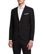 Neil Barrett Men's Mini Pinstripe 2-Piece Wool Suit