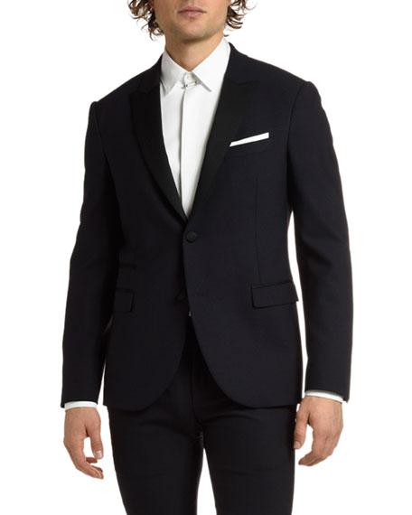 Neil Barrett Men's Shawl-Collar Tuxedo Jacket