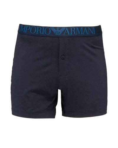 Men's Jersey Boxer Briefs