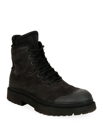 Men's Tolk 2 Leather/Fabric Hiking Boots