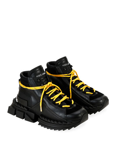Men's Super King High-Top Sneakers