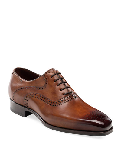 Men's Bowery Lace-Up Dress Shoes