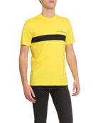 Givenchy Men's Cutout Logo T-Shirt