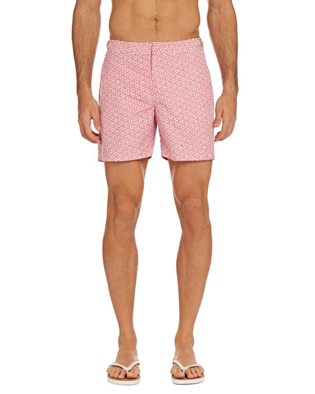 Orlebar Brown Men's Bulldog Mira Swim Trunks