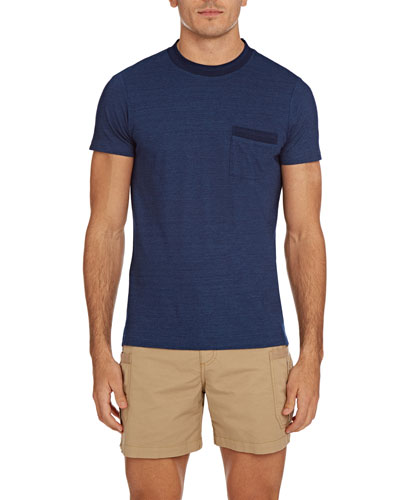 Men's Sammy Crewneck Pocket T-Shirt