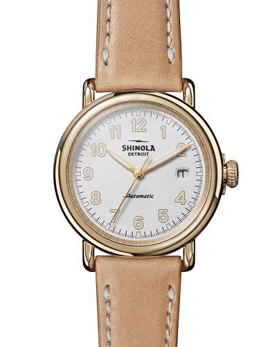 Men's 39.5mm Runwell Automatic Watch