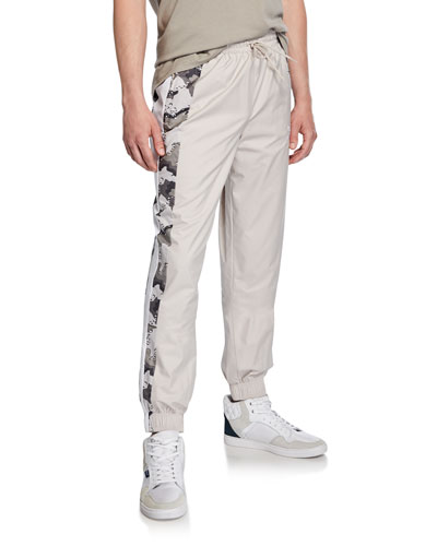 Men's Wild Pack Two-Tone Tapered Pants