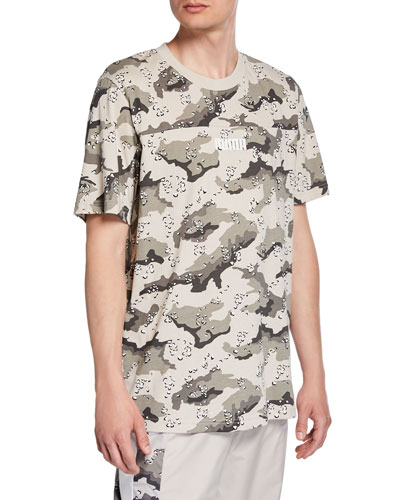 Men's Wild Pack Short-Sleeve Logo T-Shirt