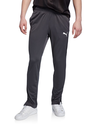 Men's Speed Side Panel Zipper Pants, Asphalt