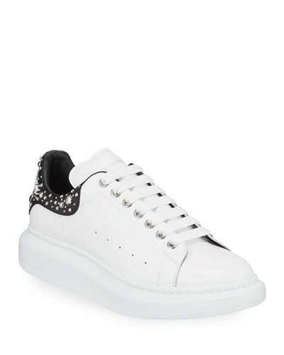 Men's Larry Studded Platform Sneakers