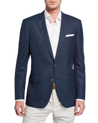 24148bd9f Quick Look. BOSS · Men's Slim-Fit Solid Wool Sport Coat