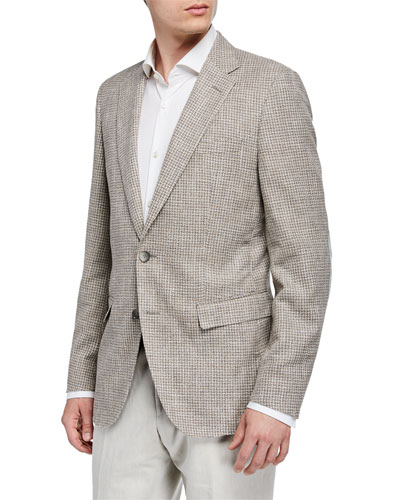 c8b72d6bee7 Quick Look. BOSS · Men's Cotton-Blend Sport Coat ...